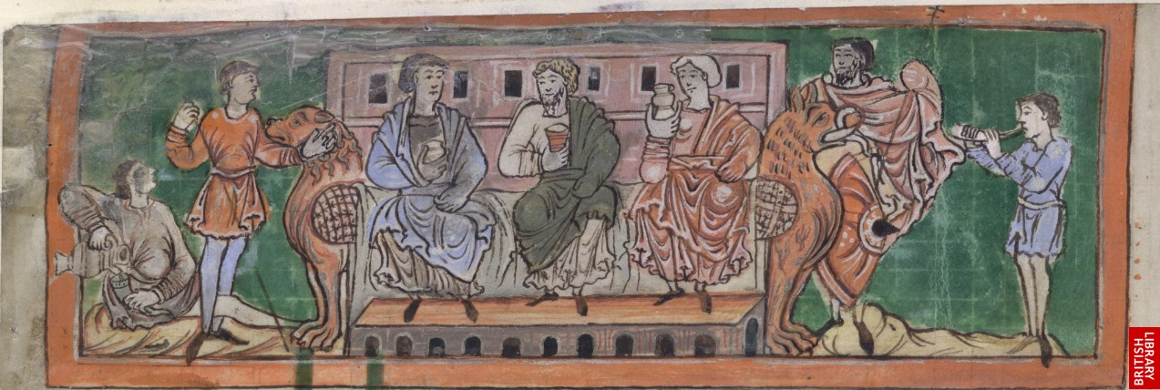 Sitting Down In Early Medieval England A Catalogue Of