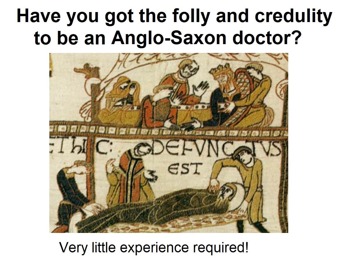 Anglo-SaxonLeechQuiz