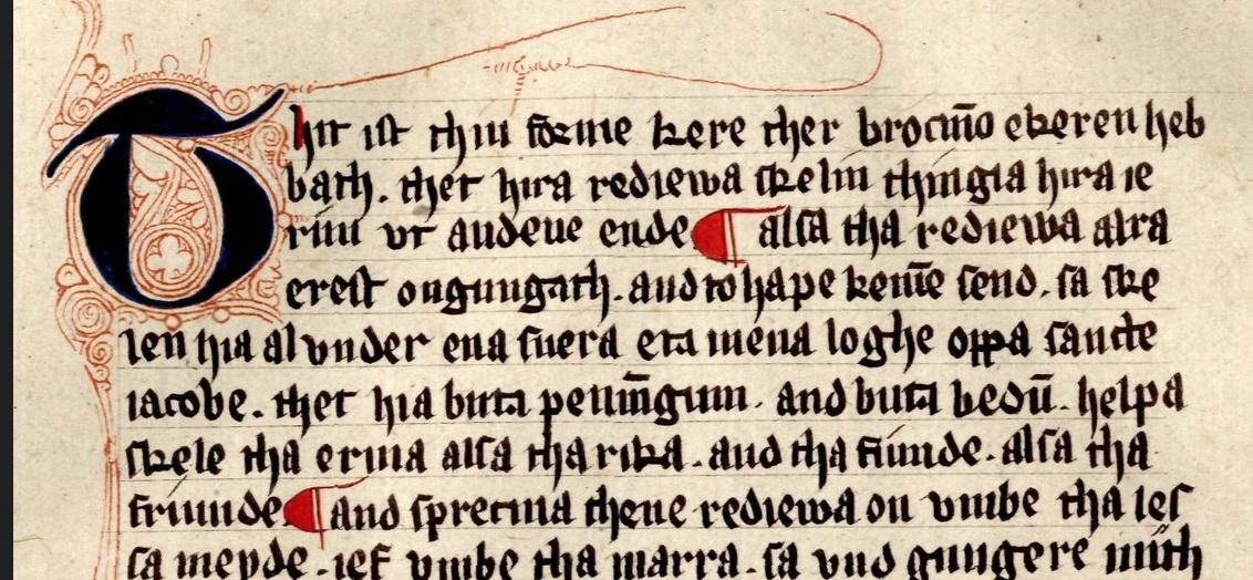 RedbadBlog.5 Old Frisian Text