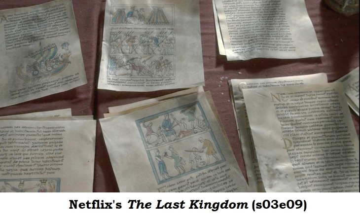 Last Kingdom S03e09 Chronicle pahges